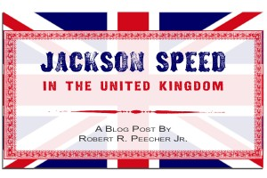 jackson speed in the united kingdom