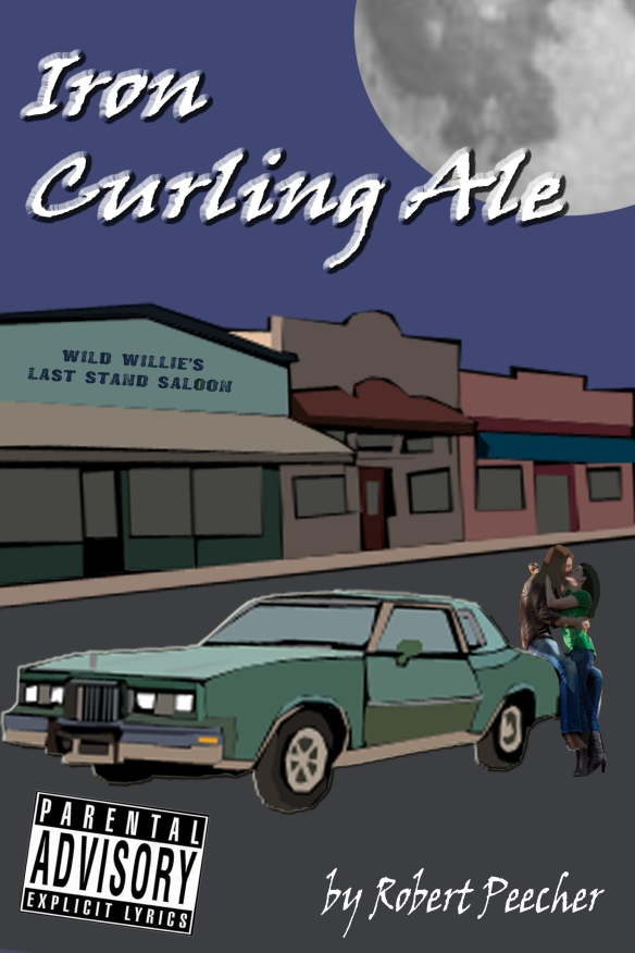 In a month when all of my other books sold pretty well, Iron Curling Ale performed very poorly. Nevertheless, I love this little book and I'm still glad I wrote it.