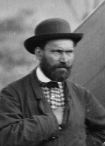 Allan Pinkerton, America's first detective, was born in Scotland. The Pinkerton in the Speed novels is a Partick Thistle fan.